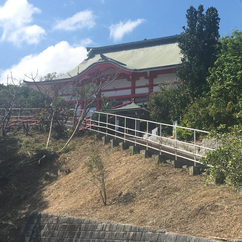 沖縄成田山福泉寺について